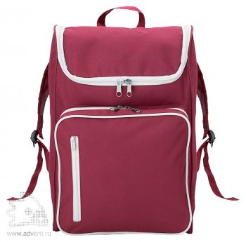 Рюкзак для ноутбука «Slimmy», бордовый