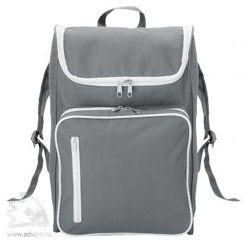 Рюкзак для ноутбука «Slimmy», серый