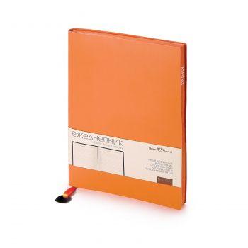 Ежедневники «Mercury», оранжевые