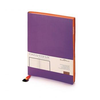 Ежедневники «Mercury», фиолетовые