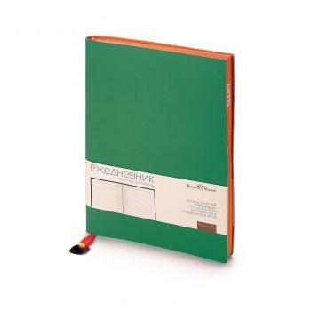Ежедневники «Mercury», зелёные
