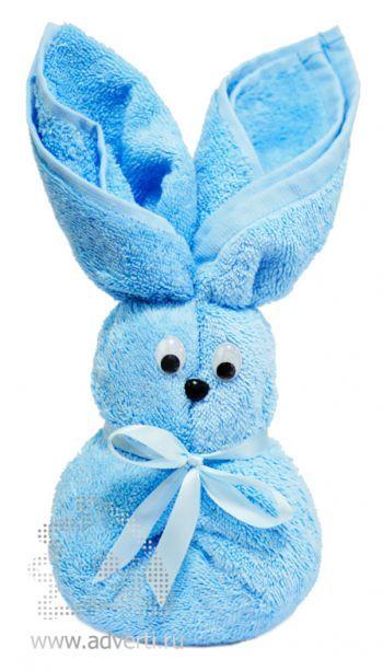 Полотенца-фигурки «Милые звери», заяц