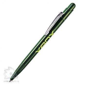 Шариковая ручка «Mir Metal Clip» Lecce Pen, зеленый