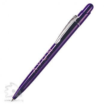 Шариковая ручка «Mir Metal Clip» Lecce Pen, фиолетовый