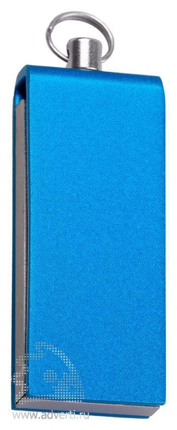 Флеш-память «Мини», синяя