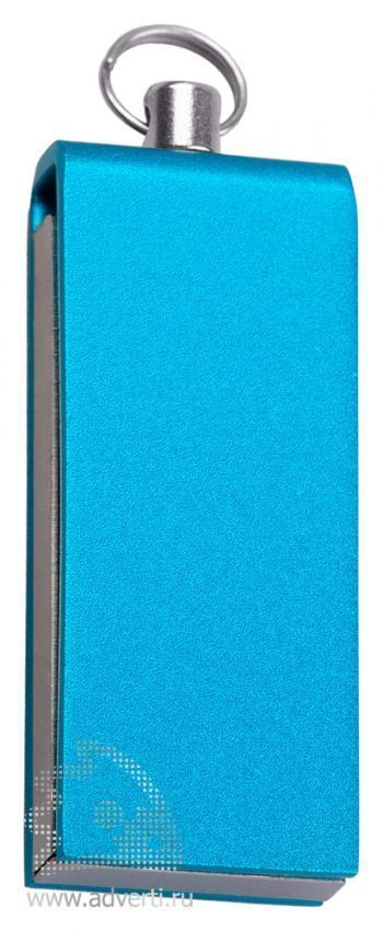 Флеш-память «Мини», голубая