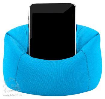 Подставка для телефона «Puffy», голубая