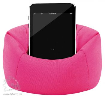 Подставка для телефона «Puffy», розовая