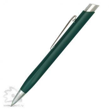 Ручка шариковая  PR-077, зеленая