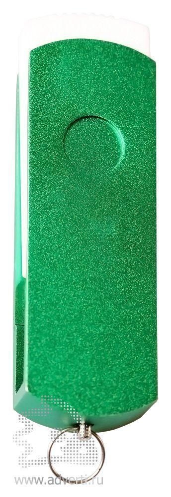 Флеш-память «Multicolor», зеленая