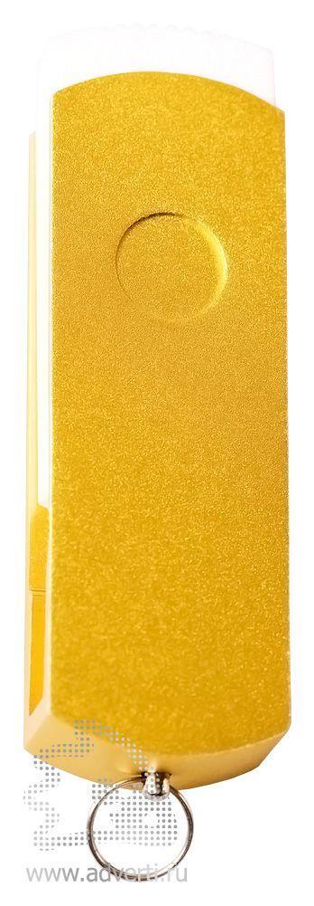 Флеш-память «Multicolor», желтая