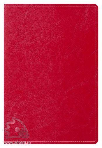 Ежедневники и еженедельник «Небраска», красные