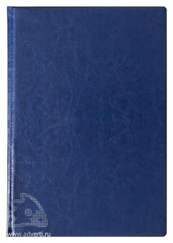 Ежедневники и еженедельник «Небраска», синие