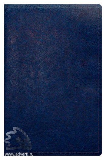 Визитницы «Небраска», темно-синие
