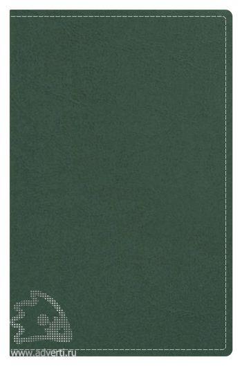 Визитницы «Небраска», темно-зеленые