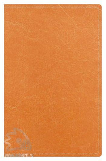 Визитницы «Небраска», оранжевые