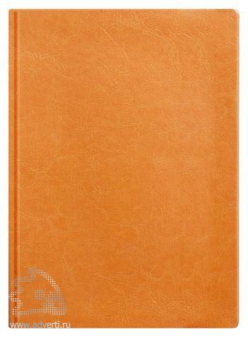 Ежедневники и еженедельник «Небраска», оранжевые