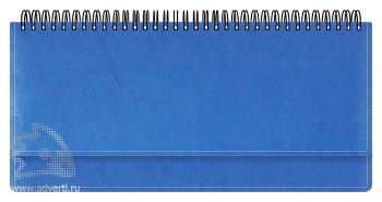 Планинги «Небраска», светло-синие