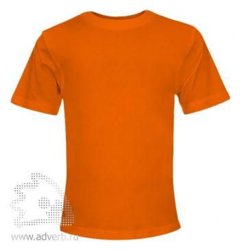 Футболка «Novic Junior», детская, оранжевая