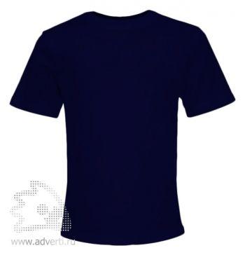 Футболка «Novic Junior», детская, темно-синяя