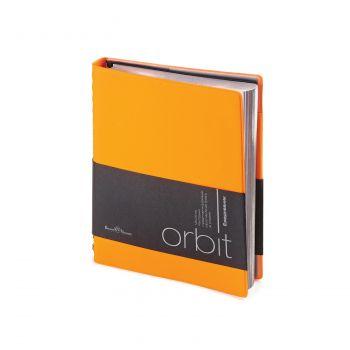 Ежедневники «Orbit» А5, оранжевые