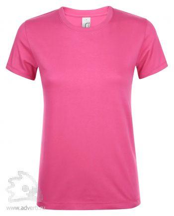 Футболка женская «Regent women», женская, розовая