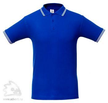 Рубашка поло «Virma Stripes», синее