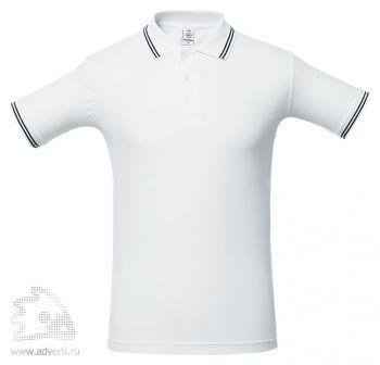 Рубашка поло «Virma Stripes», белое