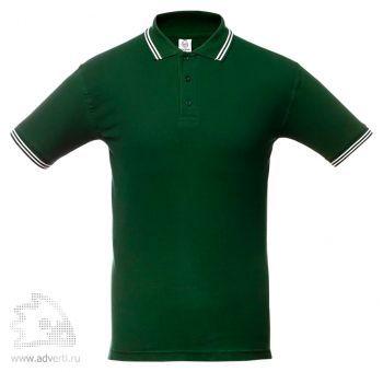 Рубашка поло «Virma Stripes», зеленое