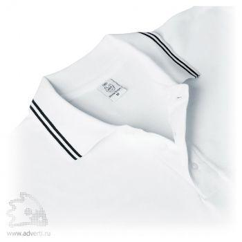 Рубашка поло «Virma Stripes», воротник
