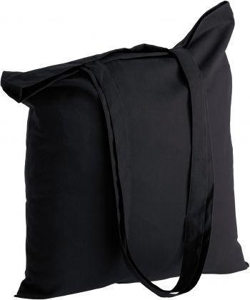 Холщовая сумка «Basic 105», черная