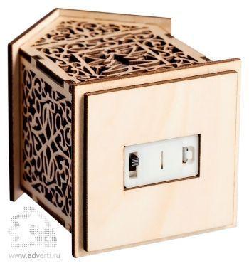 Светильник «Уютный домик», выключатель
