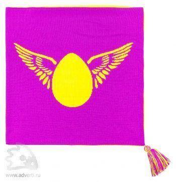 Набор «Magic Eggs»: плед и две наволочки, рисунок наволочки 1