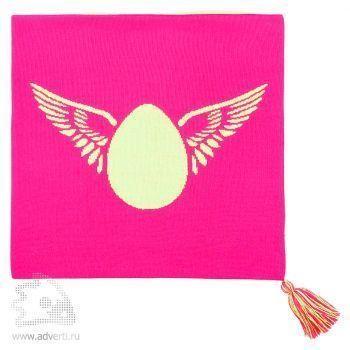 Набор «Magic Eggs»: плед и две наволочки, рисунок наволочки 2