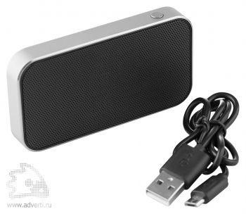 Беспроводная Bluetooth колонка «microSpeaker», набор проводов