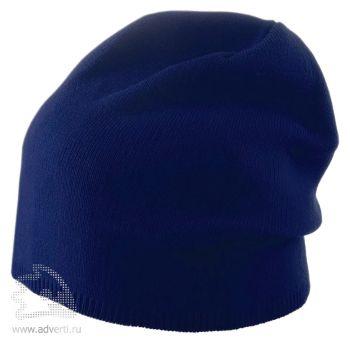 Шапка «Easy», темно-синяя