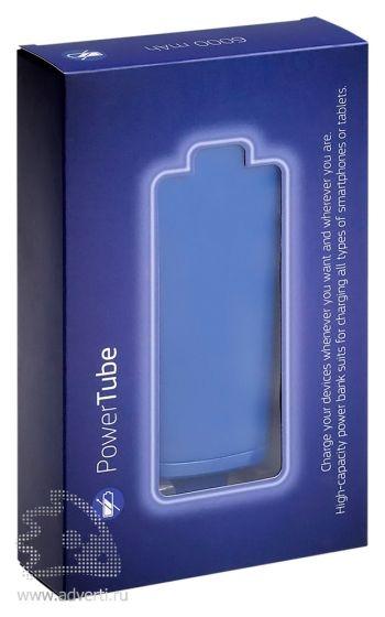 Универсальный аккумулятор «Power Tube» 6000 мAh, упаковка