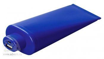 Универсальный аккумулятор «Power Tube» 6000 мAh, синее