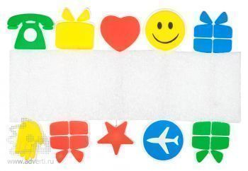 Календарь вязаный «Целый год в ажуре», набор маркеров