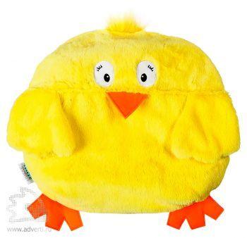 Игрушка-подушка «Цыпа» с пледом, игрушка