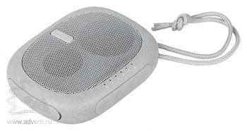 «Pebble» беспроводная Bluetooth колонка c внешним аккумулятором