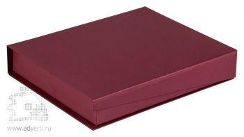 Коробка «Duo», бордовая