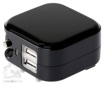 Зарядное устройство «Vemork», черное