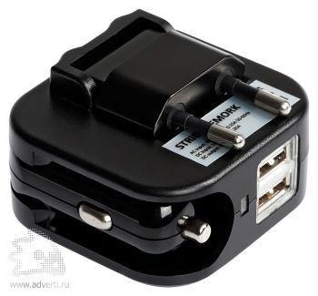 Зарядное устройство «Vemork», в сложенном виде