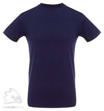 Футболка T-bolka «Stretch» мужская, темно-синяя
