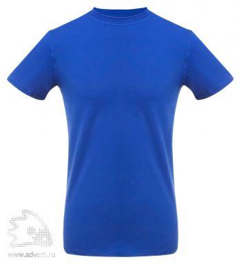 Футболка T-bolka «Stretch» мужская, голубая