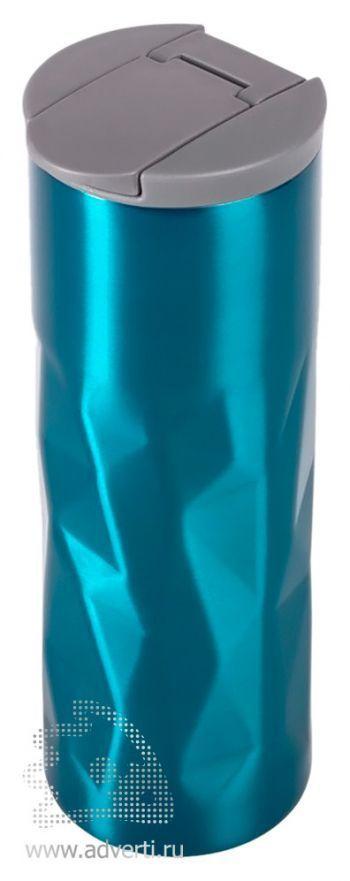Термокружка «Gems Blue Topaz»