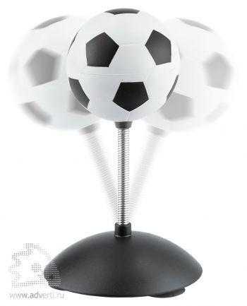 Антистресс «Футбол», в движении