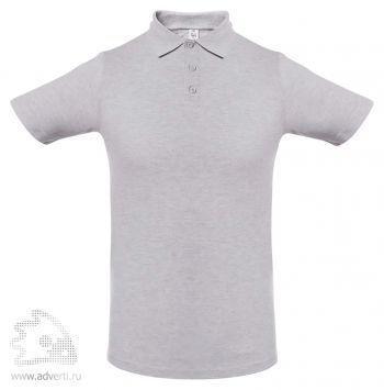 Рубашка поло мужская «Virma light», серое