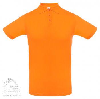 Рубашка поло мужская «Virma light», оранжевое